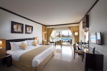 فندق وقريه سياحيه خمس نجوم للبيع
