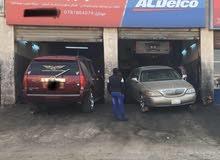 مركز ابوالعز لصيانة السيارات الامريكيه باحدث الاجهزه