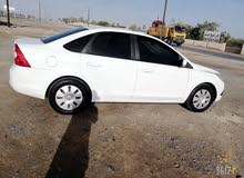 White Ford Focus 2010 for sale
