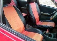 Red Opel Kadett 1987 for rent