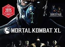 مطلوب mortal combat XL