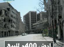 عرض تجاري مبنى على الرئيسي للبيع في شارع جمال بالقرب مصرف ليبيا المركزي