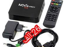 جهاز  Tv BoX 4K متوفر