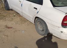 Automatic White Daewoo 1999 for sale