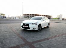 Used condition Lexus GS 2013 with 1 - 9,999 km mileage