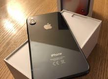ايفون اكس 64 جيبي بيع او بدل مع s10+ او واوي p30pro