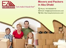 Professional movers and packers in Abu Dhabi with lowest prices.
