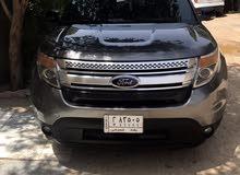 Grey Ford Explorer 2013 for sale