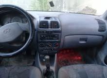 1 - 9,999 km Hyundai Verna 2002 for sale
