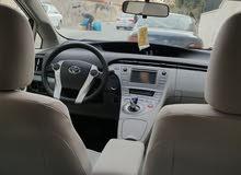 Hybrid Fuel/Power car for rent - Toyota Prius 2015