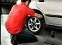 Mobile Puncture /Flat tire Repair/ tyre change service in Qatar