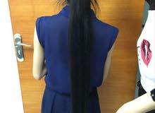 وصلات شعر طبيعي