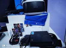 Play station VR نظارة الواقع الافتراضي