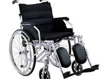 كرسي متحرك لذوي الاحتياجات الخاصة