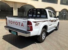 Used condition Toyota Hilux 2010 with 140,000 - 149,999 km mileage