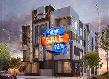 مقدم  20% هيخليك تمتلك شقة فى أرقى الأماكن و اكثرها تميز فى القاهرة الجديدة