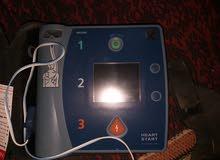 أجهزة طبية :جهاز توليد أكسجين..جهاز ازالة رجفان القلب