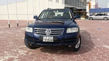 For sale 2007 Blue Touareg