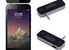 جهاز ارسال  FM لتشغيل المقاطع الصوتية  من الهواتف  الي راديو السياره