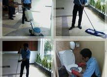 01152233611 شركة جنة لخدمات نظافة مابعد لتشطيبات وشقق المغلقة