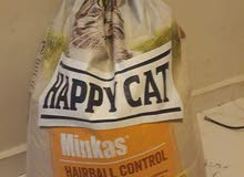 اكل قطط هابي كات 10 كيلو