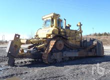 IT#95K-1991 CATERPILLAR D10N Crawler Tractor