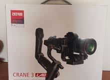 Zhiyun crane 3 for sale canon Nikon sony fujifilm Panasonic