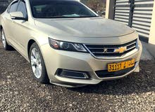 Silver Chevrolet Impala 2015 for sale