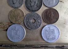 عملات قديمة معدنية
