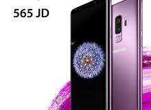 Samsung Galaxy S9+  بكفالة الوكيل الرسمي BCI