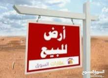 ارض في سيدي خليفه بعد الكوبري  ع اليمين