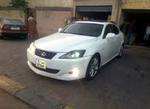 Used condition Lexus IS 2007 with 160,000 - 169,999 km mileage