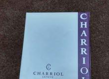 ساعة سويسرية CHARRIOL  للبيع