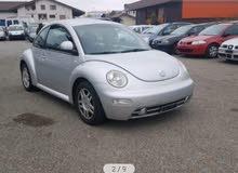 Grey Volkswagen Beetle 2001 for sale