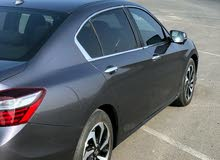 km Honda Accord 2016 for sale
