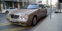 Mercedes E200 2001 Avantgarde