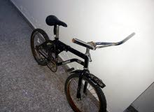 دراجه رامبو الدينيه على السوم لها 2 سنه