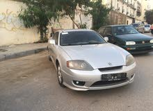 Grey Hyundai Tuscani 2005 for sale