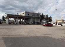 للبيع محطة بنزين مصر للبترول