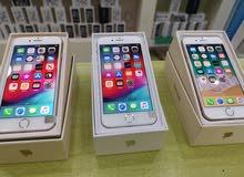 ايفون 8 ذاكرة 64 مع العلبة باقي 3 هواتف نضاااف جدا و بسعر مخفض