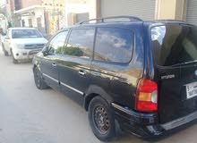 Hyundai Trajet car for sale 2004 in Tripoli city