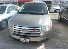 Gasoline Fuel/Power   Ford Edge 2008