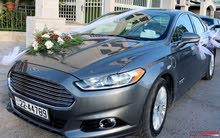 Ford Fusion 2014 For sale - Turquoise color
