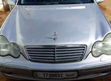 Mercedes Benz C 300 car for sale 2002 in Tripoli city