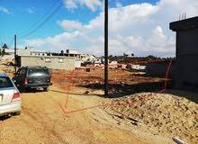 قطعة أرض خلف مصنع اللدائن بالحي الصناعي/ مخطط بو خير الله