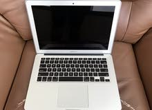 for sale macbook air core i5 in good condition
