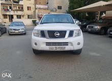 For sale 2012 White Pathfinder