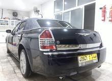 Black Chrysler 300C 2007 for sale