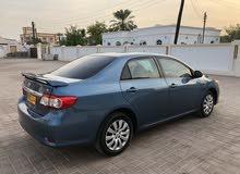 Toyota Corolla car for sale 2013 in Seeb city