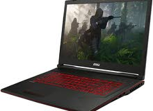 msi gtx GL73 - Gaming Laptop